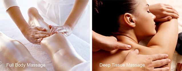 Massage-options